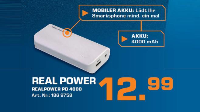RealPower PB-4000 ©Saturn