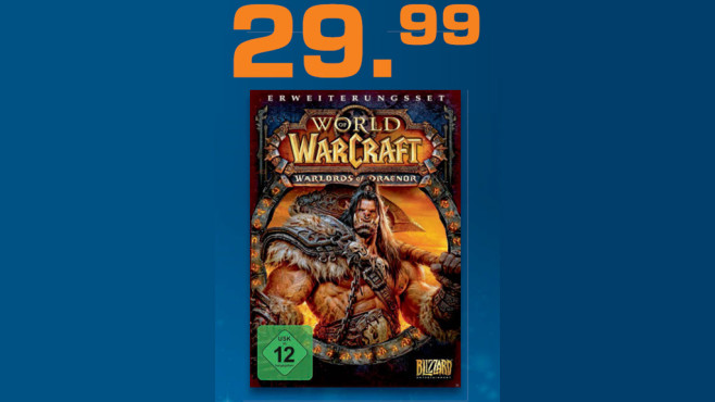 World of Warcraft: Warlords of Draenor (Add-On) (PC/Mac) © Saturn