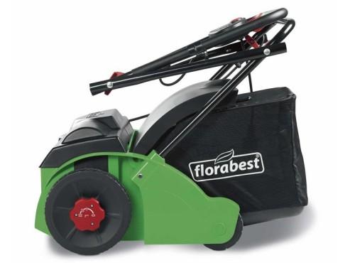 Florabest Elektro-Vertikutierer und Rasenlüfter ©Lidl