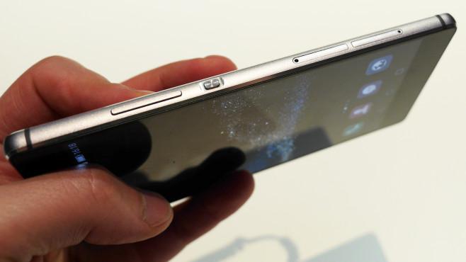 Die ersten Bilder vom Huawei P8 ©COMPUTER BILD