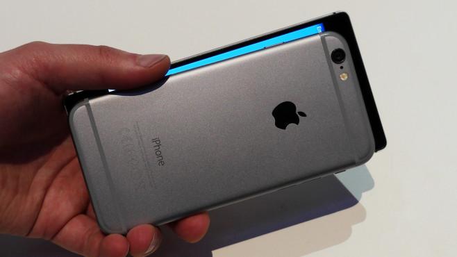 iPhone 6 vs. Huawei P8 ©COMPUTER BILD