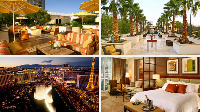Las Vegas, USA – Luxury Suites International at The Signature © Secret Escapes