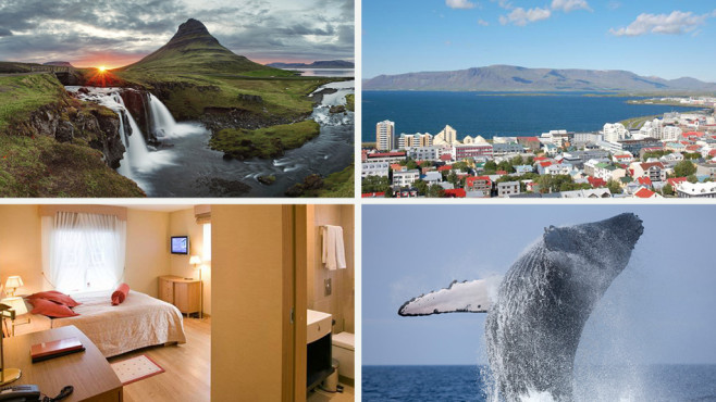 Reykjavik, Island – Center Hotel Plaza © Secret Escapes