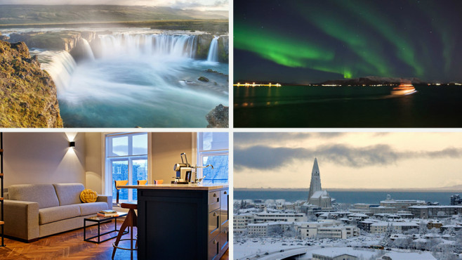 Reykjavik, Island – Kvosin Downtown Hotel © Secret Escapes