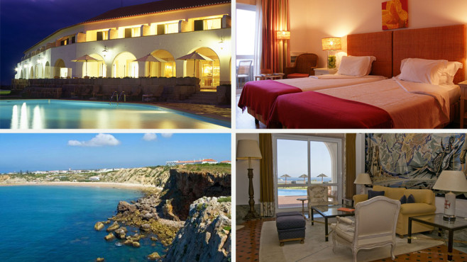 Sagres, Portugal – Pousada de Sagres Hotel © Secret Escapes