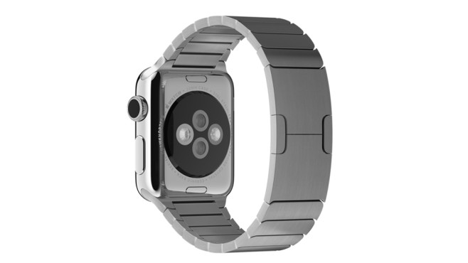 Apple Glieder-Lederarmband © Apple