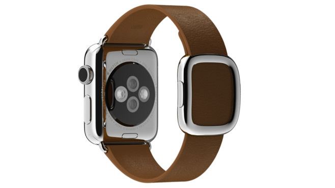 Apple Modernes Lederarmband © Apple