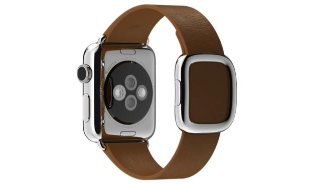 Apple Modernes Lederarmband ©Apple