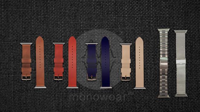 Armbänder ©Monowear