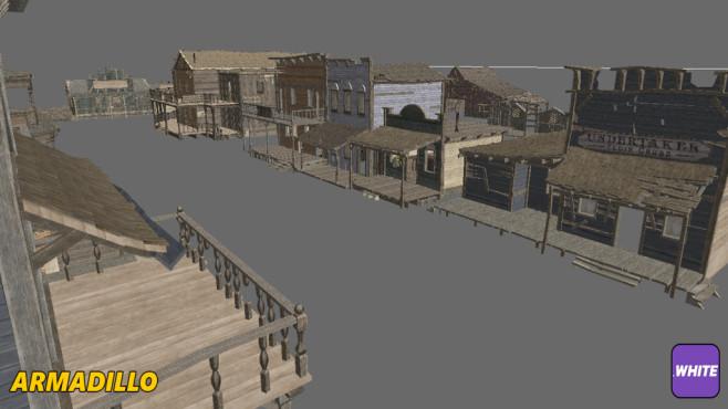 GTA 5 Mod Red Dead Redemption ©Rockstar Games / .White
