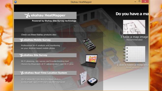 Ekahau HeatMapper: Verbindungsqualität analysieren ©COMPUTER BILD
