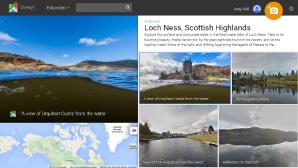 Street View: Loch Ness ©Google