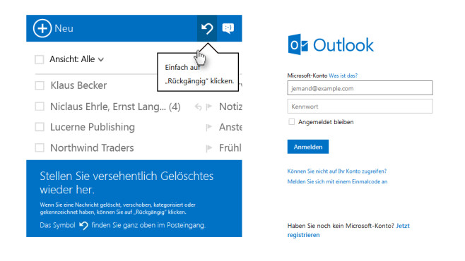 Outlook.com©Microsoft