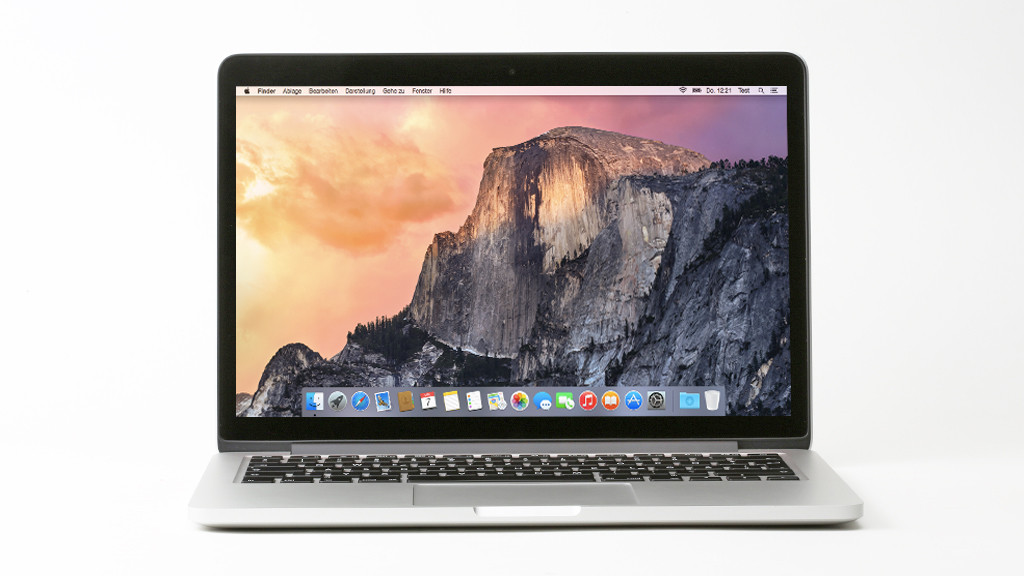 MacBook Pro: Test des �berarbeiteten Edel-Notebooks©COMPUTER BILD