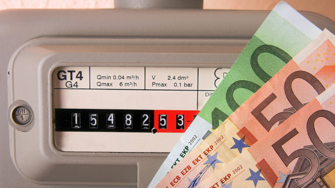 Sparen beim Gasanbieter-Wechsel ©Kathrin39 - Fotolia.com