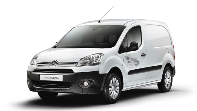 Citroën Berlingo Electrique © Citroen