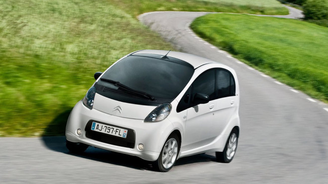 Citroën C-Zero ©Citroën