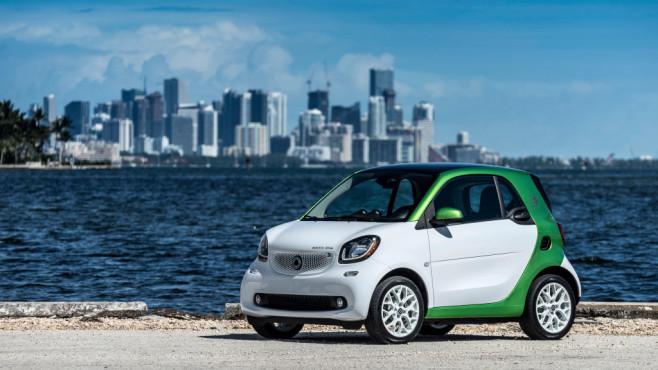 Smart electric drive ©Smart