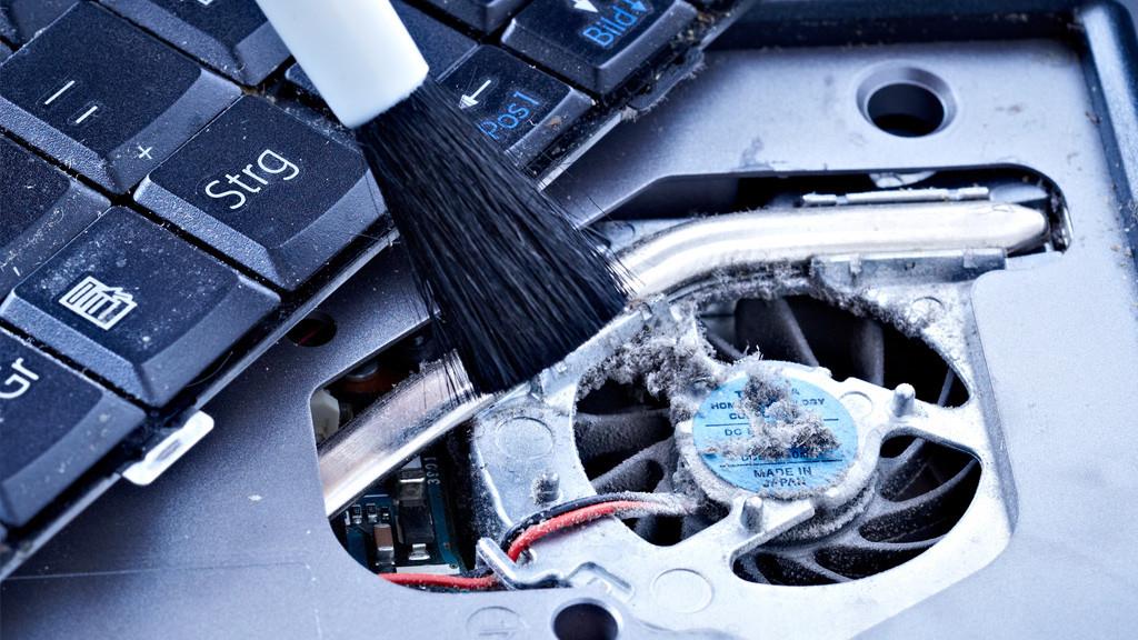 kostenlos laptop reinigen