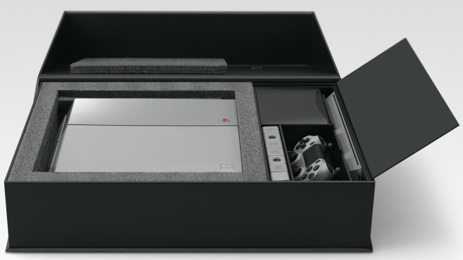 Limitierte PS4 © Sony Computer Entertainment Deutschland