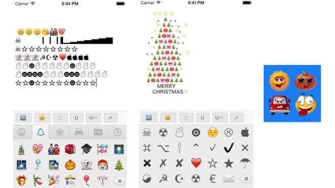 Emoji Smiley für iOS ©hongwei liu