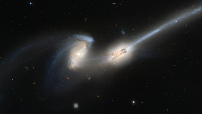 Aufnahme des Weltraumteleskops Hubble © NASA, ESA/Hubble and the Hubble Heritage Team