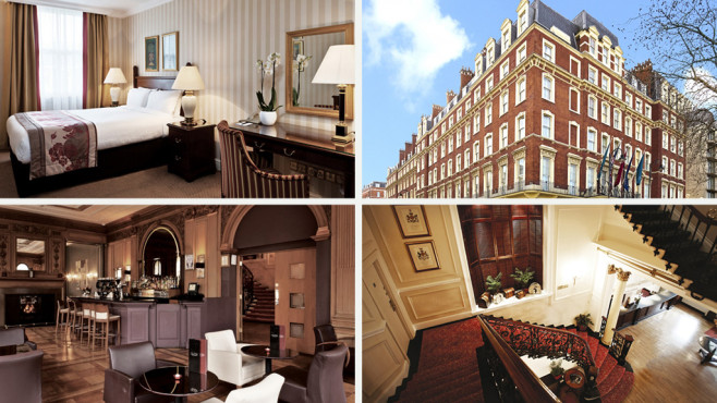 London, Großbritannien – Millennium Hotel London Baileys © Secret Escapes