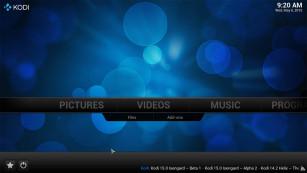 Windows Media Center abgeschafft: Die besten Alternativen Software wie Kodi bieten einen umfangreichen Funktionsumfang und verwandeln den Rechner in einen Wohnzimmer-PC. ©COMPUTER BILD