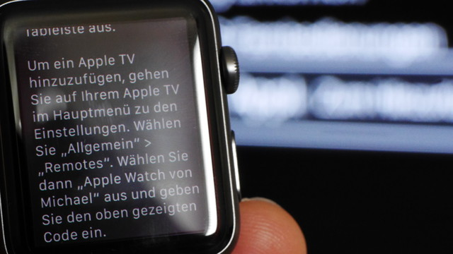 Hallo, Apple TV! © COMPUTER BILD