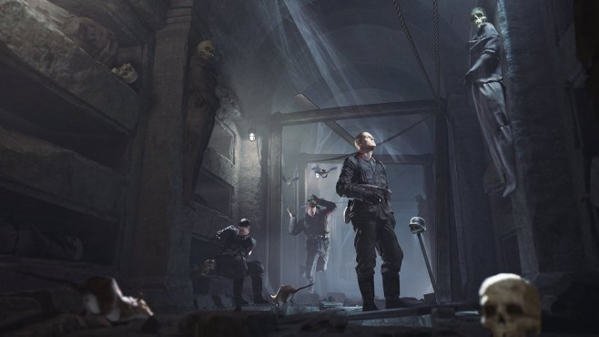 Wolfenstein – The Old Blood © Bethesda