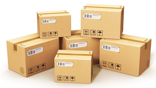 MSI entpacken ©Fotolia-- Oleksiy Mark-Cardboard boxes