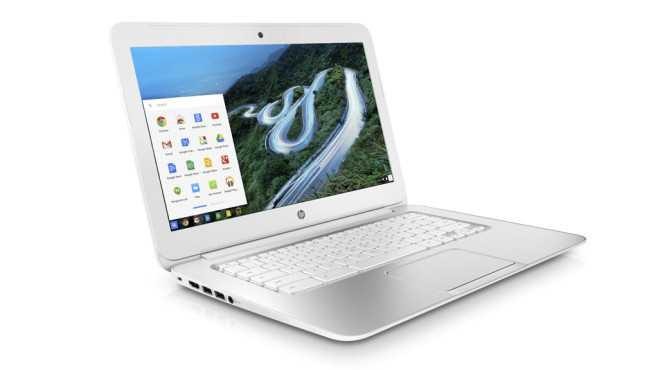 Hewlett-Packard ChromeBook 14-q030sg © Hewlett-Packard