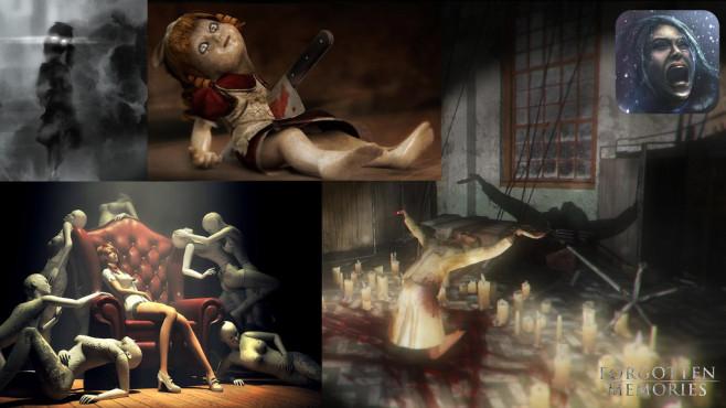 Forgotten Memories ©Psychose Interactive