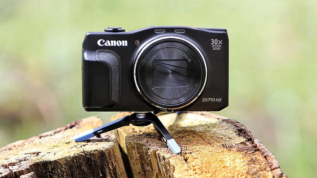 Canon Powershot SX710 HS ©COMPUTER BILD