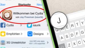 WhatsApp-Jailbreak: Mehr Funktionen für iOS 8 rausholen Mit einem Jailbreak brechen Sie die Barrieren, die Apple auf iPhones aufgerichtet hat. So erhält auch WhatsApp zahlreiche Funktionen dazu. ©COMPUTER BILD