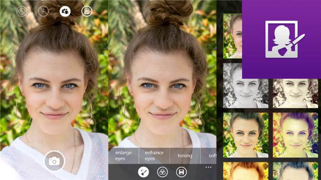 Lumia Selfie ©Microsoft Mobile