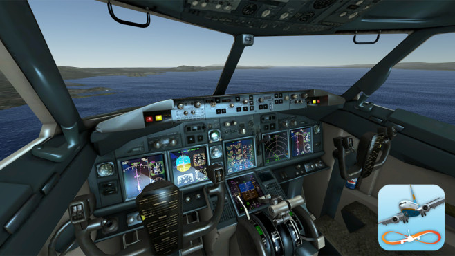 Infinite Flight Simulator © Flying Development Studio LLC