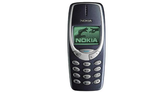 Nokia 3310 ©Nokia