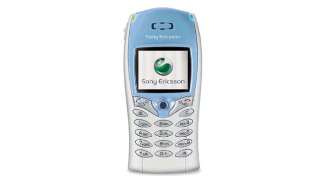 Sony Ericsson T68i ©Sony Ericsson