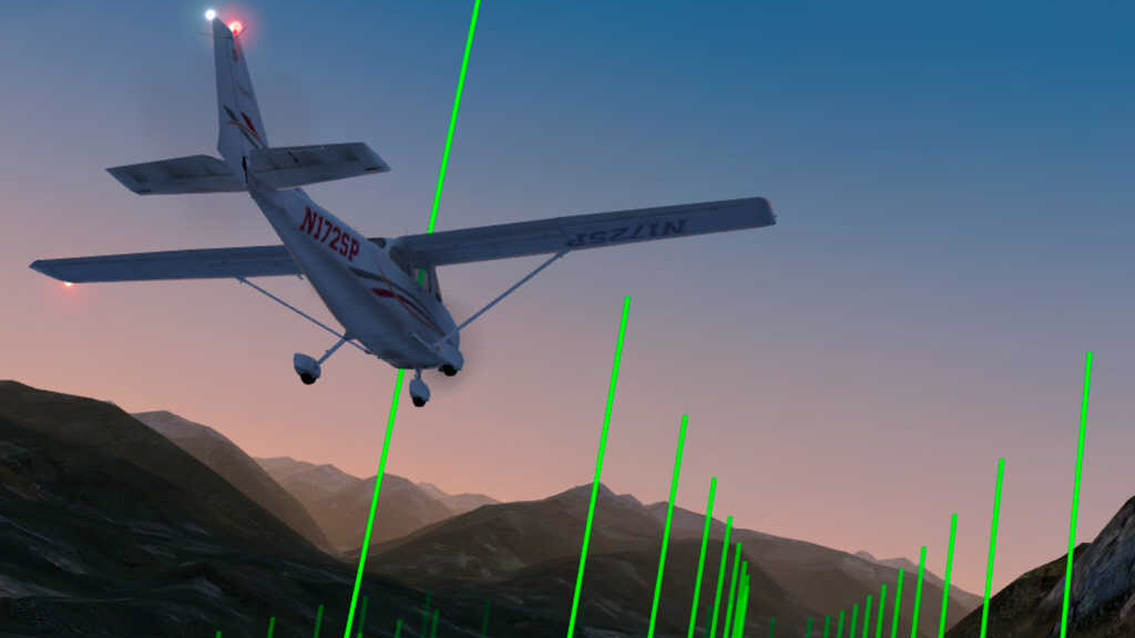 flugzeug simulator spielen
