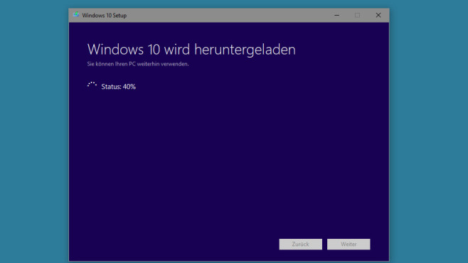 Media Creation Tool: Windows neu aufsetzen © COMPUTER BILD