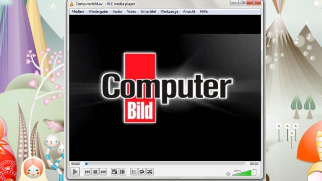 VLC Media Player: Alles abspielen per Doppelklick ©COMPUTER BILD
