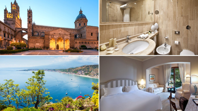 Catania, Sizilien, Italien – Grand Hotel Baia Verde © Secret Escapes