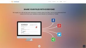 Netload.me: Alter Filehoster im neuen Gewand ©COMPUTER BILD, Netload