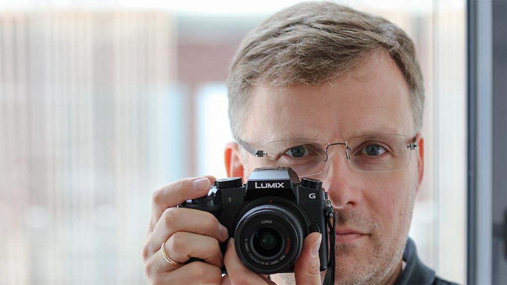 Panasonic Lumix G70 ©COMPUTER BILD