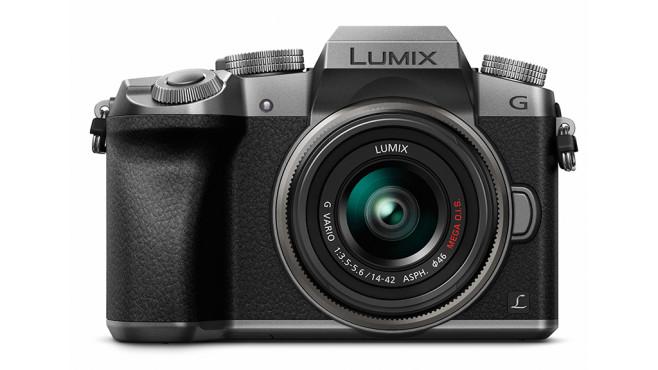 Panasonic Lumix G70 ©Panasonic