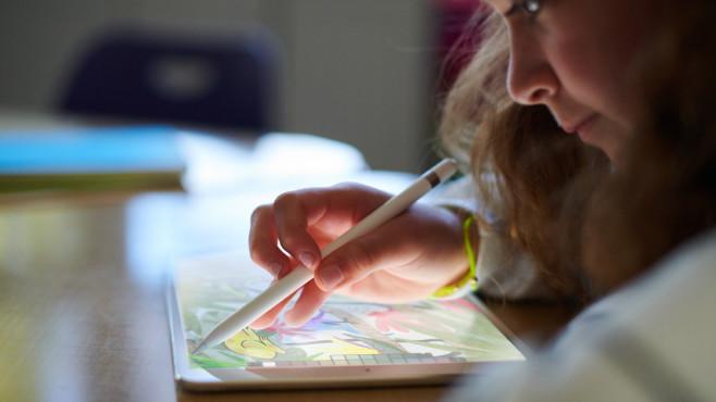 Apple iPad (2018) ©COMPUTER BILD