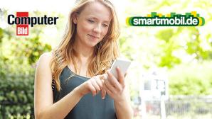 LTE-Mini-Tarif fürs Smartphone ©Smartmobil, COMPUTER BILD