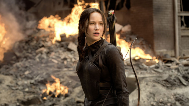 Die Tribute von Panem – Mockingjay © 2015 Lions Gate Entertainment Inc.