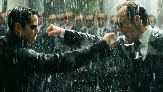 Matrix Reloaded (2003) © Warner Bros. Entertainment Inc.